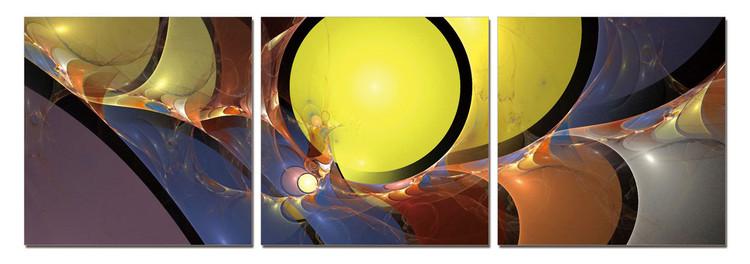 Wandbilder Modern Design - Circles