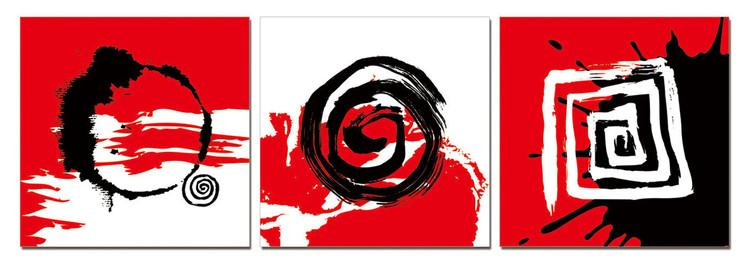 Wandbilder Modern Design - Passion