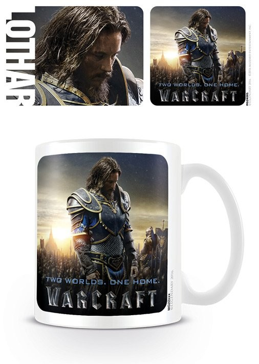 Tazza Warcraft: L'inizio - Lothar