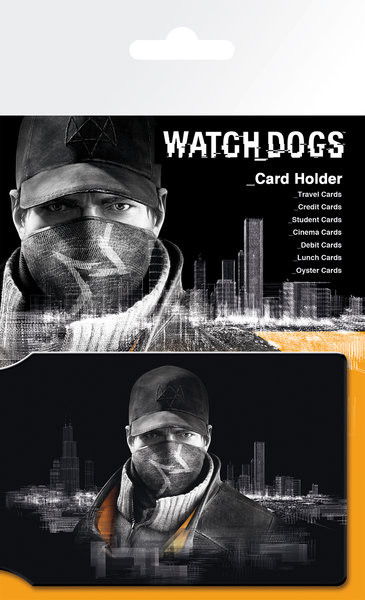 Kartenhalter Watch Dogs - Aiden