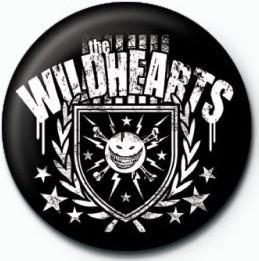 WILDHEARTS (CREST) Insignă