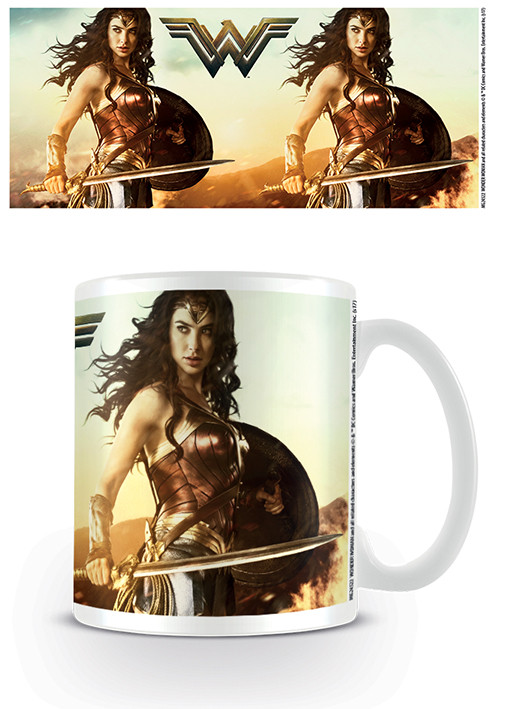 Hrnek Wonder Woman - Fierce