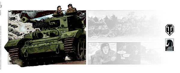 Hrnek World Of Tanks - Comics