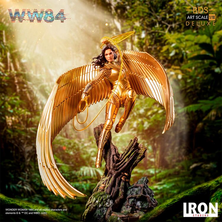 Figurica WW84 - Wonder Woman (Deluxe)