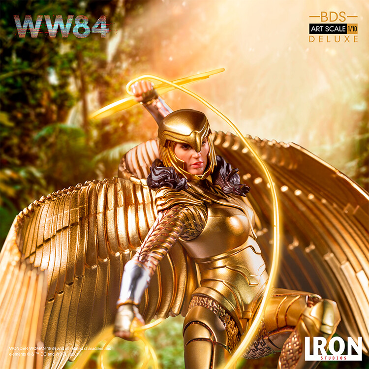 Figurină WW84 - Wonder Woman (Deluxe)