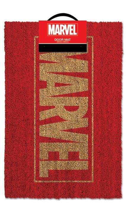 Wycieraczka Marvel - Logo