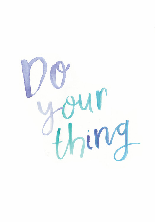 xудожня фотографія Do your thing