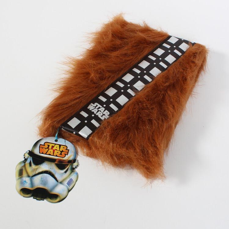 Zápisník Star Wars - Chewbacca Fur Premium A5