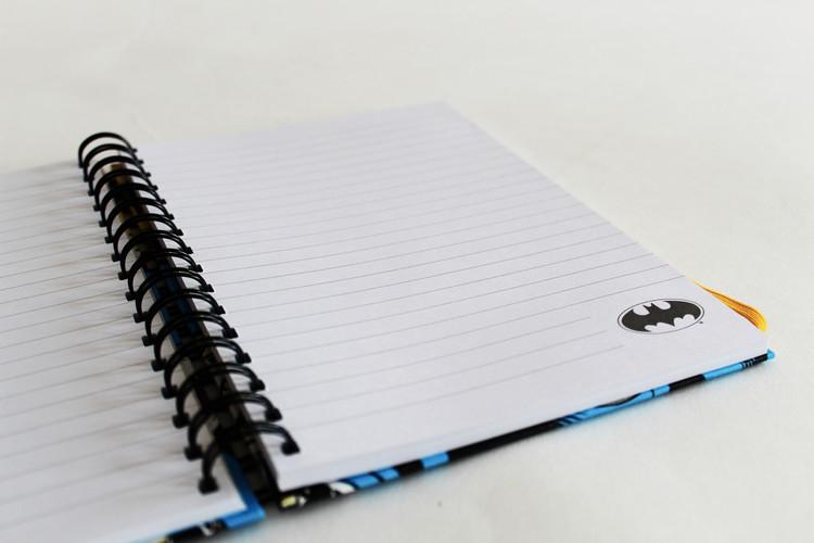 DC Comics A5 notebook - Batman Retro Zápisník