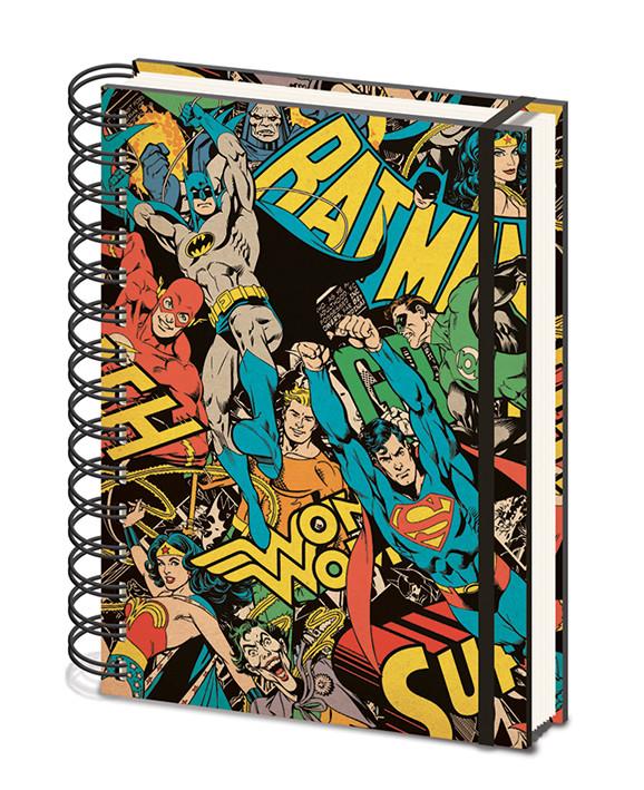 DC Originals - Montage Zápisník