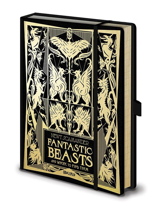 Fantastická zvířata: Grindelwaldovy zločiny - Fantastic Beasts Zápisník