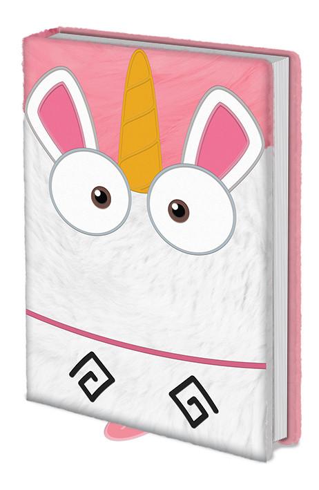 Já, padouch - It's So Fluffy! Zápisník
