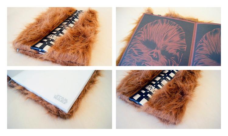 Star Wars - Chewbacca Fur Premium A5 Zápisník