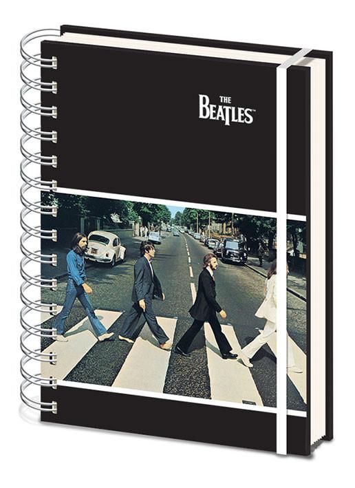 The Beatles - Abbey Road Zápisník