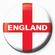 FLAG - England St. George' Značka