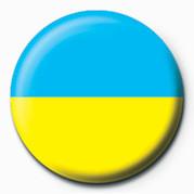 Flag - Ukraine Značka