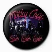 MOTLEY CRUE - GIRLS Značka