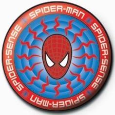 SPIDERMAN - SENSES Značka