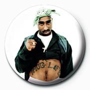 Tupac - Thug Life Značka