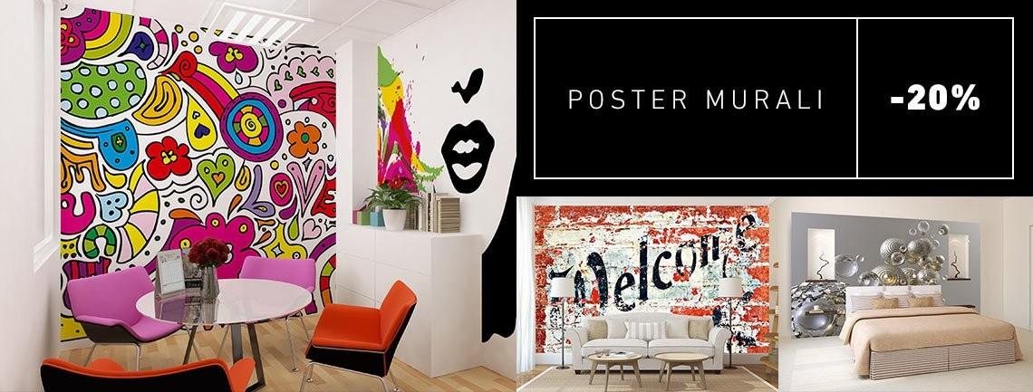 Poster murali for Poster murali giganti