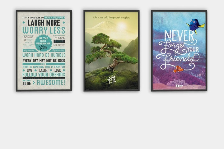 Motivations Posters
