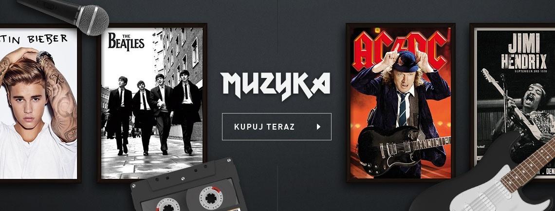 Plakaty Muzyczne Plakaty Fototapety Gadżety Tanie