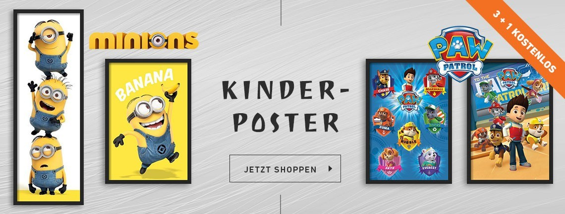 Kinderposter Bei Europosters