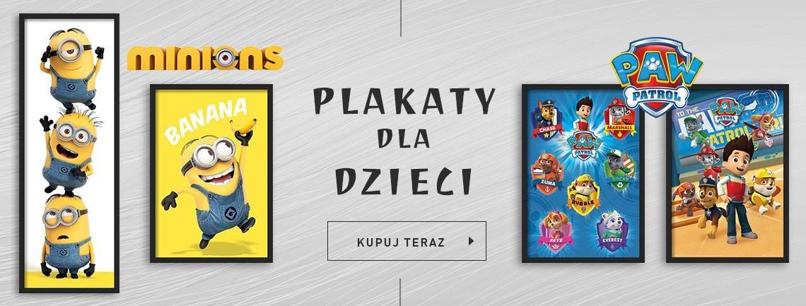 Plakaty Obrazy Dla Dzieci Kup Na Posterspl