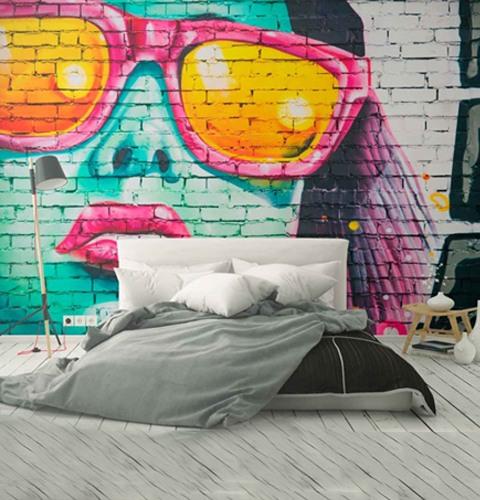 Művészi falfestmények
