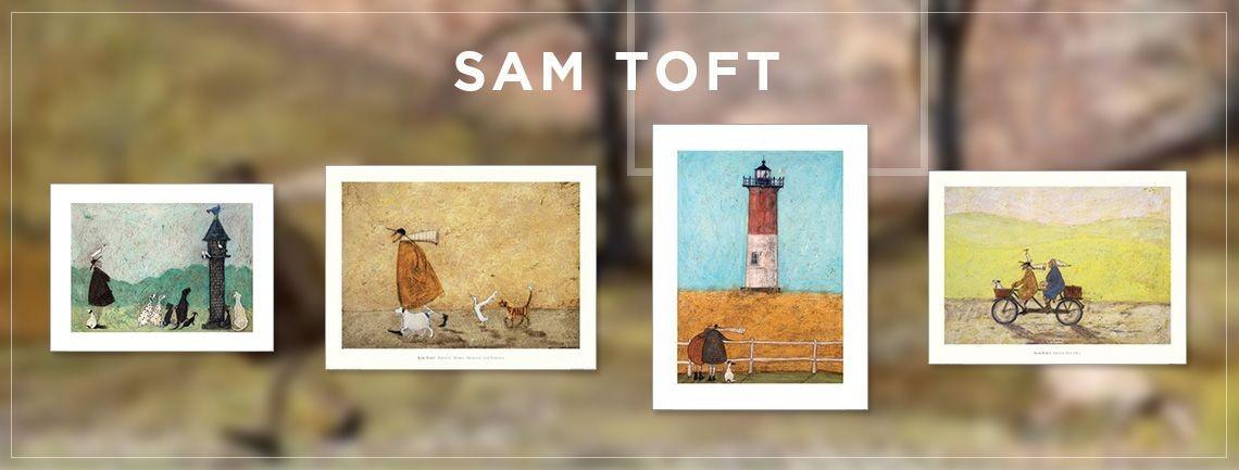 Sam Toft Kunstdrucke Wandbilder Europosters