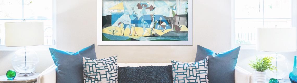 Pablo Picasso Reprodukcje I Kopie Obrazów Kup Na Posterspl