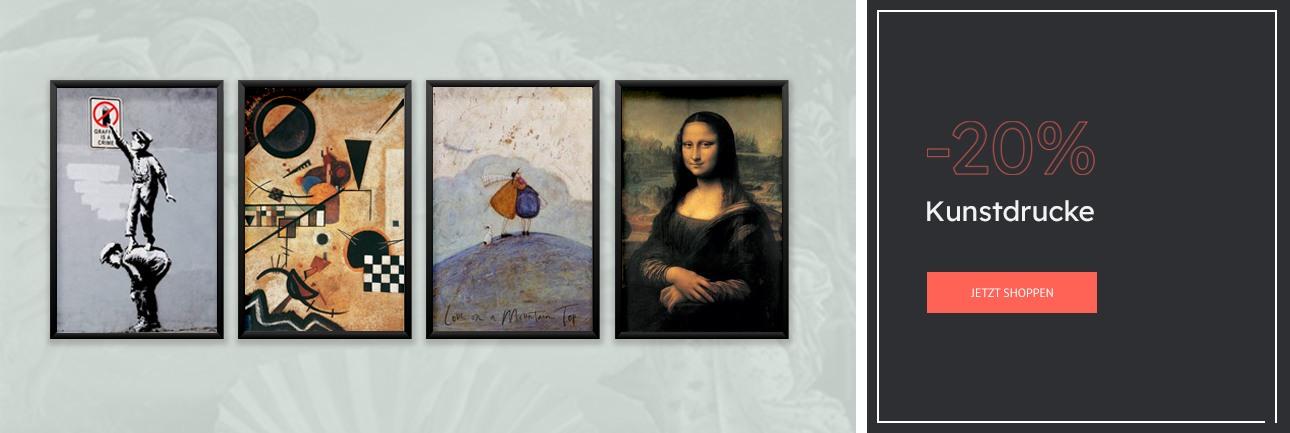 Kunstdrucke, Art Posters