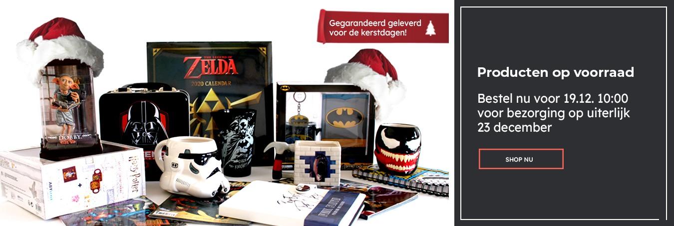 Cadeau's & Merch