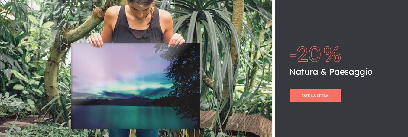 Natura & Paesaggio<br />Poster