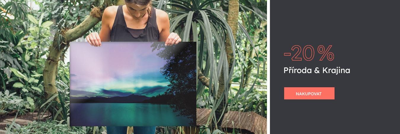 Příroda & Krajina<br />Plakáty