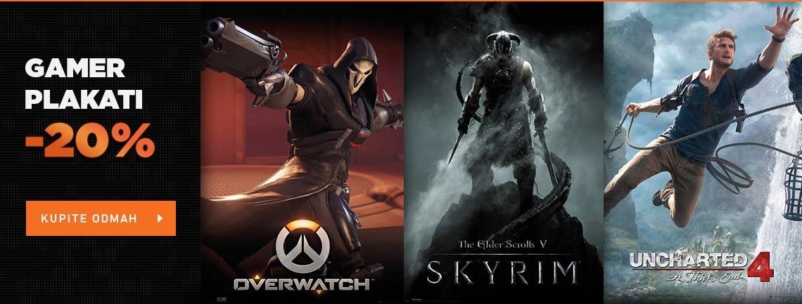 Gamer Posteri