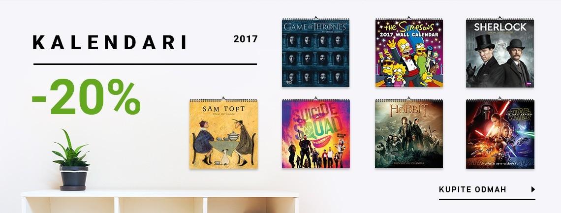 Kalendari 2017