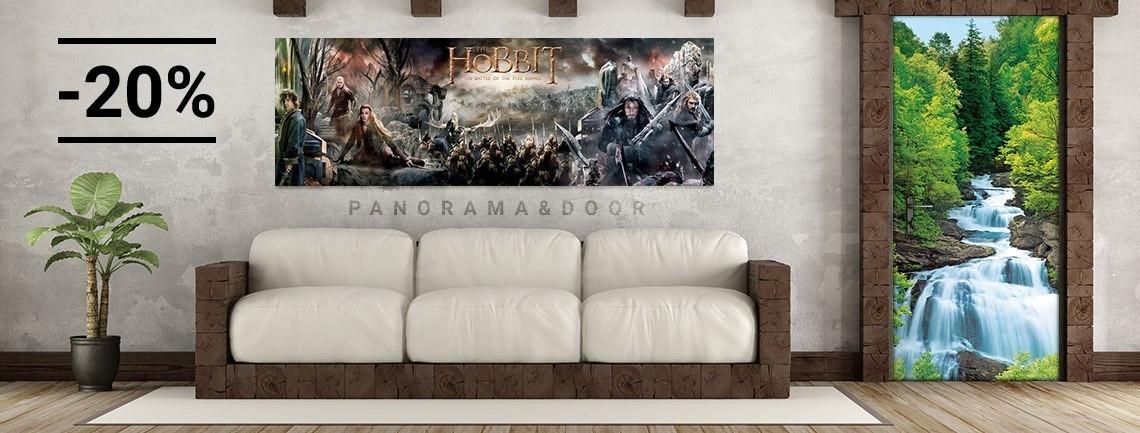 Függőleges panoráma plakátok