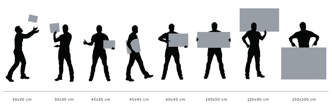 Photo sizes